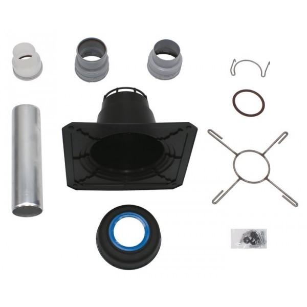 VAILLANT Set 1 Grundelemente Brennwert für flexible Abgasleitung DN 100, PP