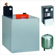 Paket Vitoladens 300-C 28,9 kW, 2-stufig