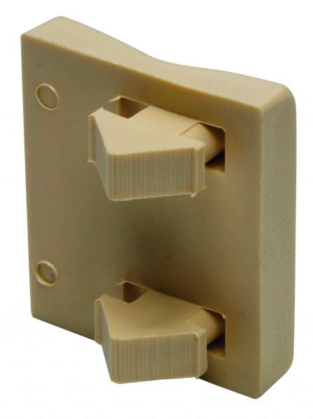 Viessmann Vormontageadapter für Folienmontage, 50 Stück