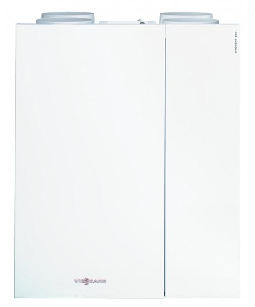 Viessmann Vitovent 300-W, Zentrales Lüftungsgerät mit WRG, für bis zu 230qm, Typ H3SE B300