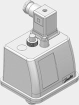 Viessmann Minimaldruckbegrenzer (SDBF) 0 - 6 bar