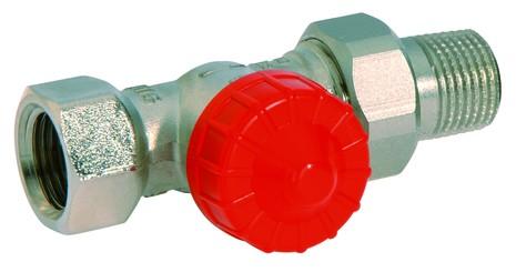 Viessmann Thermostatventil, Durchgangsform, R1/2