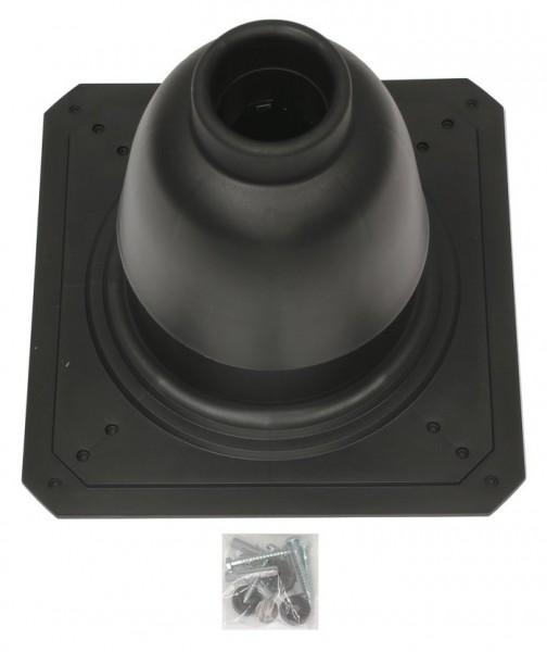 VAILLANT Schachtabdeckung PP für Abgasleitung DN 80