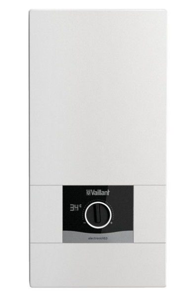 VAILLANT electronicVED E 18/8, Elektro-Durchlauferhitzer elektronisch gesteuert, 18kW