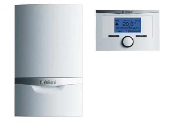 VAILLANT Paket 1.47/4 ecoTEC plus VCI 266/5-5 E, calorMATIC VRT 350(Raumtemperaturregler), VIH CL20S