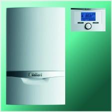 VAILLANT Paket 1.520/3 ecoTEC plus VCW 266/5-5 E, calorMATIC VRT 350, Raumtemperaturregler