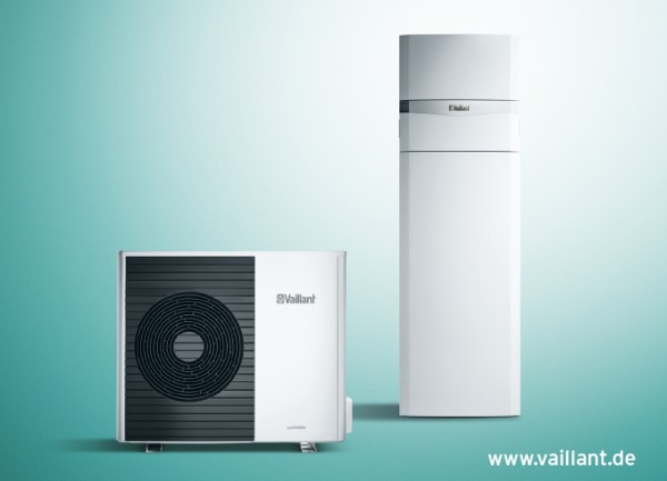 VAILLANT Set aroTHERM 75/5 AS mit uniTOWER