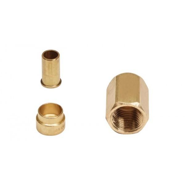 VAILLANT SAE Schraubverbinder 1/2 Zoll für VWL 35/5 AS - VWL 55/5 AS, 10 St.