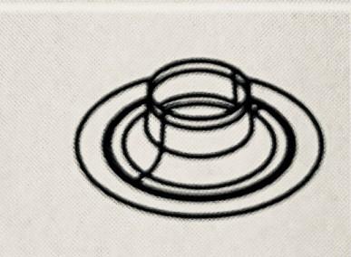 Viessmann Flachdachanschluss - Stück DN160/180