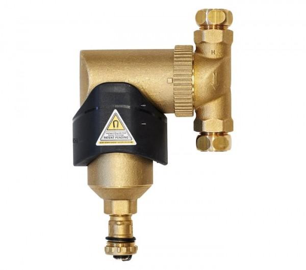 VAILLANT Magnetitfilter 14-27 kW für Anschlusssituation Aufputz