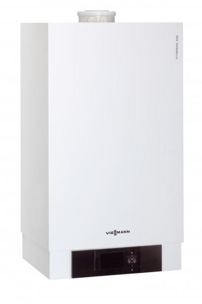 Vitodens 200-W 26kW Umlauf mit Vitotronic 100 HC1B, hocheffizient