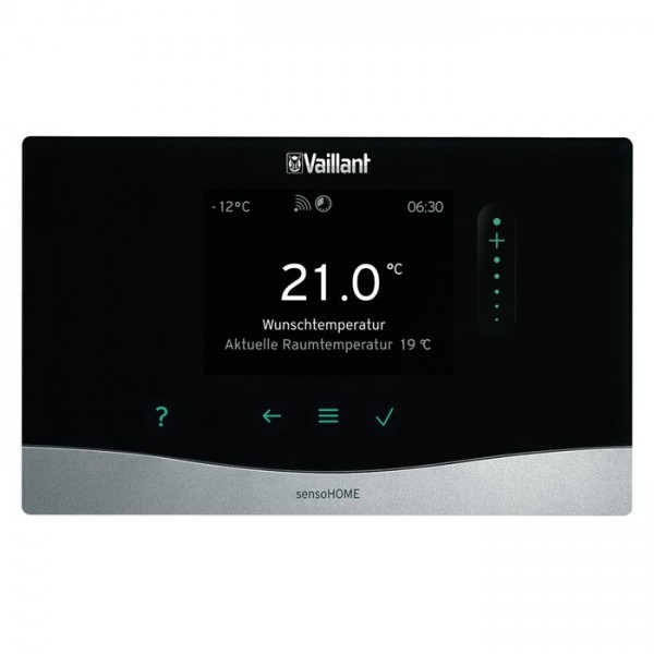 VAILLANT Raumtemperaturregler sensoHOME VRT 380
