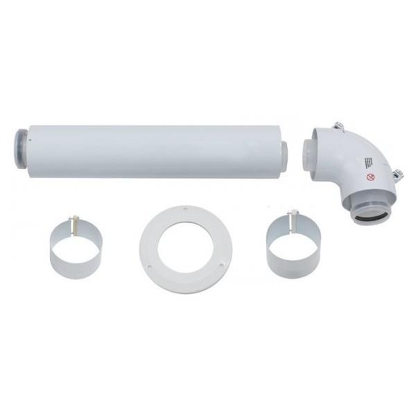 VAILLANT Basis-Anschluss-Set 60/100 PP an Überdruckgassystem DN 100