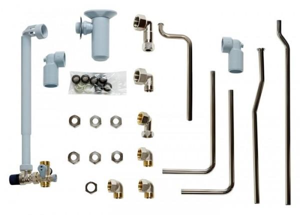 VAILLANT Speicher-Verrohrungssatz 150 Liter, Aufputz inkl. Sicherheitsgruppe