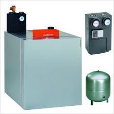 Paket Vitoladens 300-C 23,6 kW modul.