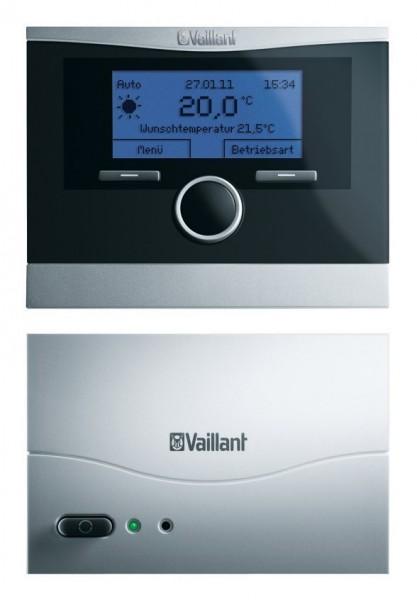 VAILLANT Funk-Raumtemperaturregler sensoHOME VRT 380f