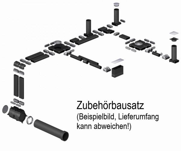 Viessmann Zubehörbausatz für Vitovent 300-W/300-F, mit Flachkanalsystem, für 170qm Wohnfläche