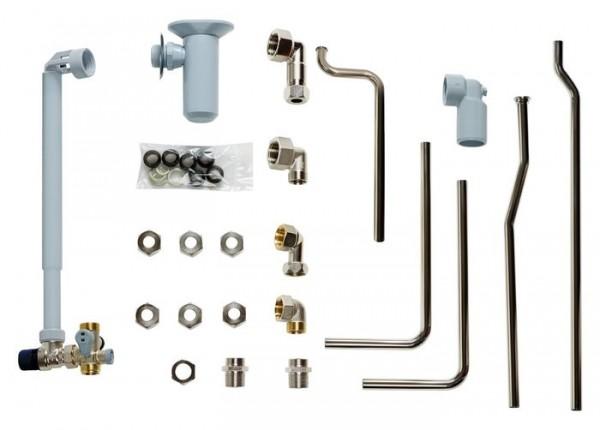VAILLANT Speicher-Verrohrungssatz 150 Liter, Unterputz inkl. Sicherheitsgruppe