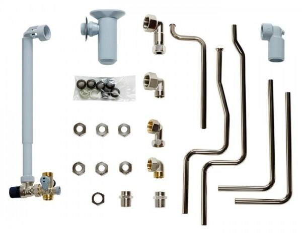 VAILLANT Speicher-Verrohrungssatz bis 120 Liter, Unterputz