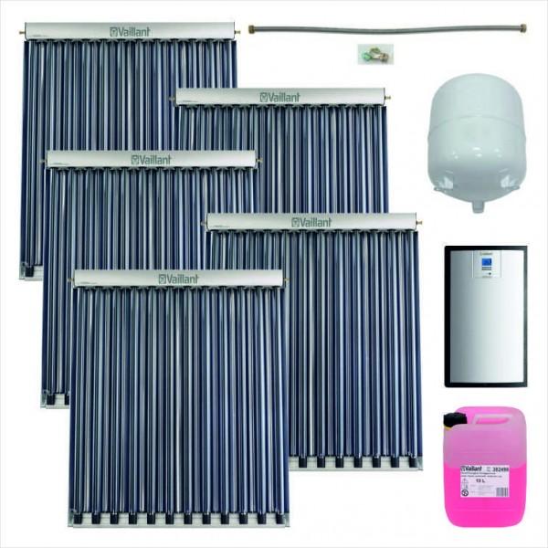 VAILLANT Solar Paket zur Nachrüstung SN 9.632/2, 5 St. VTK 1140/2