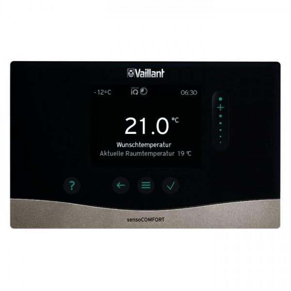 VAILLANT Heizungsregler sensoCOMFORT VRC 720, eBUS-Schnittstelle