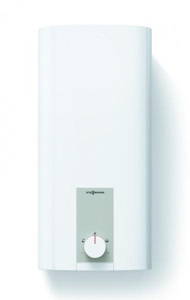 Viessmann Vitotherm Durchlauferhitzer EI6, elektronisch gesteuert, dreistufig, 27kW