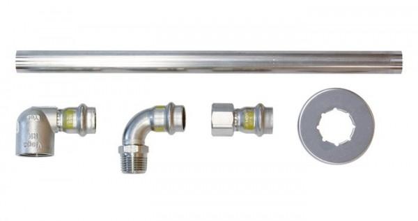 VAILLANT VC/VCW/VCI Gas-Installationsset AP/UP, Neu- und Altinstallation