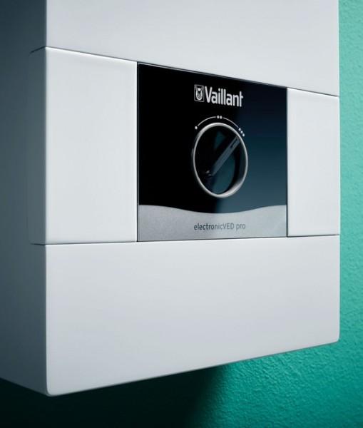 VAILLANT electronicVED E 18/8 B pro Elektro-Durchlauferhitzer elektr. gest.