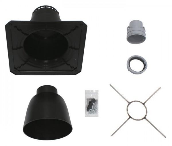 VAILLANT Set 1 Grundelemente Brennwert für flexible Abgasleitung DN 80, PP