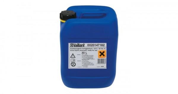 VAILLANT Soleflüssigk. 30L Fertiggem. für Sole/Wasser-Wärmepumpe flexoTHERM
