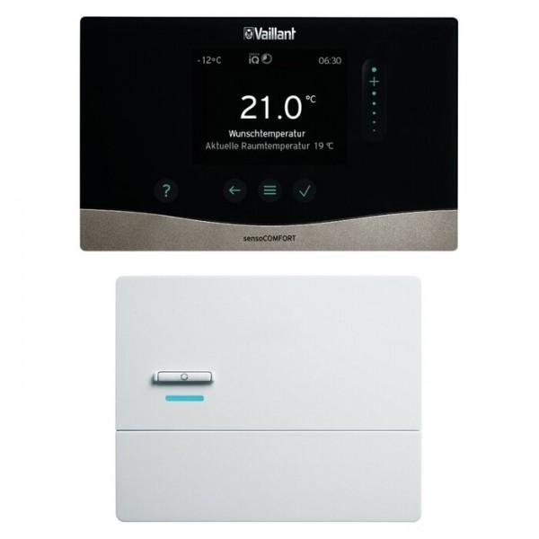 VAILLANT Funk-Heizungsregler sensoCOMFORT VRC 720f,eBUS-Schnittstelle