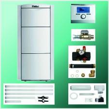 VAILLANT Paket 2.47/2 ecoVIT exclusiv VKK 226/4, VRC 700/5, Luft/Abgas starr