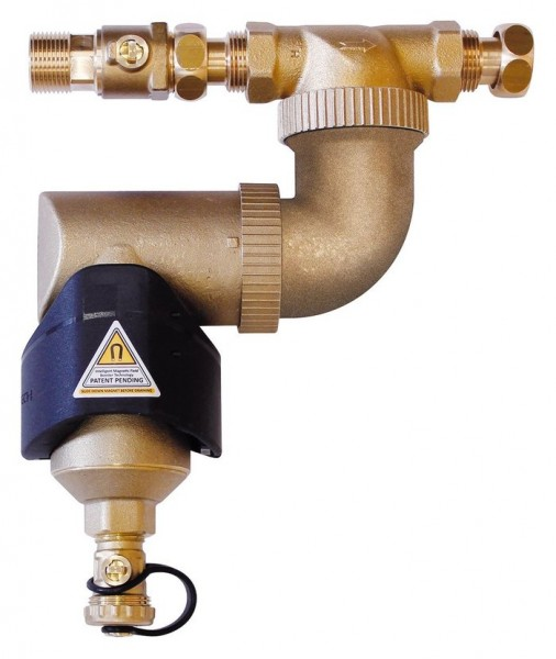 VAILLANT Magnetitfilter 14-27 kW für Anschlusssituation Unterputz