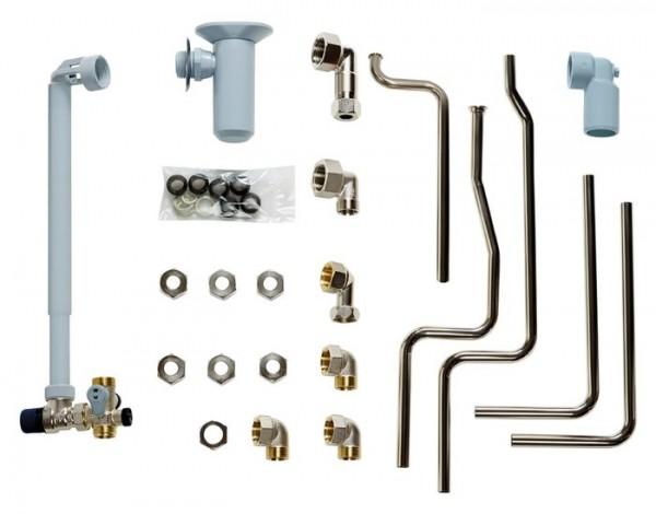 VAILLANT Speicher-Verrohrungssatz bis 120 Liter, Aufputz