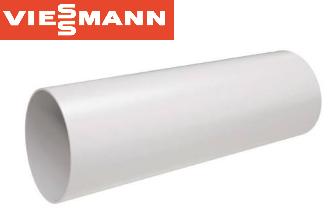Viessmann Wandhülse rund 700 mm