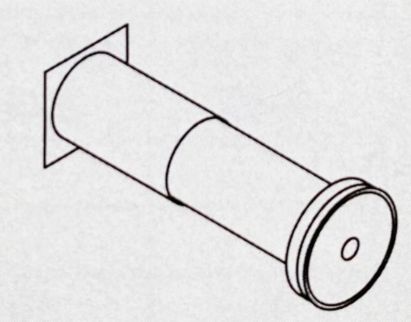 Viessmann Zuluftöffnung DN100 Typ ZLE 100