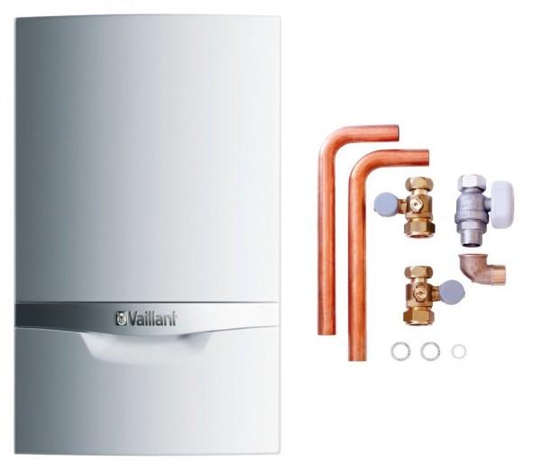 VAILLANT Paket 1.509/4 ecoTEC plus VC 146/5-5 E, mit Anschlusszubehör