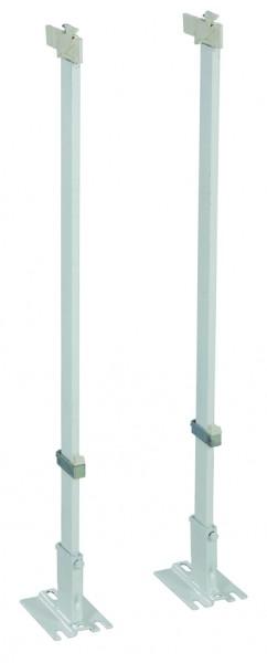 Viessmann Standkonsolen für Universal- und Mittelanschlussheizkörper, für Bauhöhe 400mm
