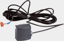 Viessmann Anlegetemperatursensor (NTC 10 kOhm), mit Anschlussleitung (5,8 m lang) und Stecker
